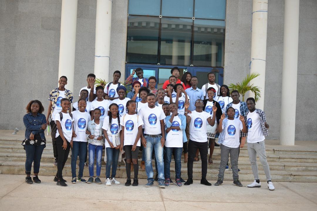 Business Seminar in Senegal.
