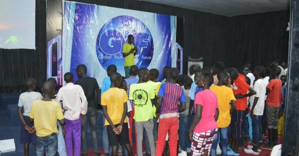 Iluminating Your World Conference in Haimouna, South Sudan.