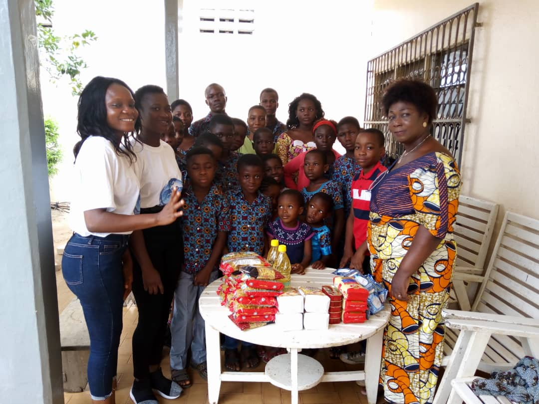 Orphanage Outreach In Lome, Togo.