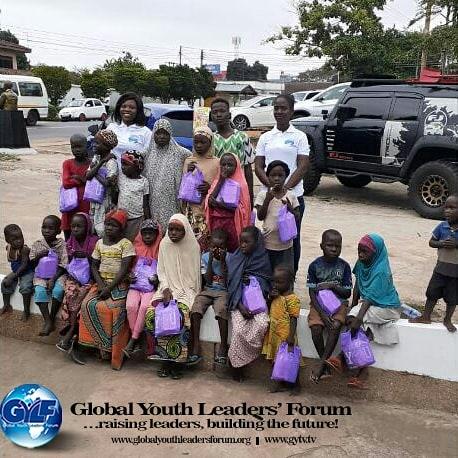 WORLD HUMANITARIAN DAY, GHANA.