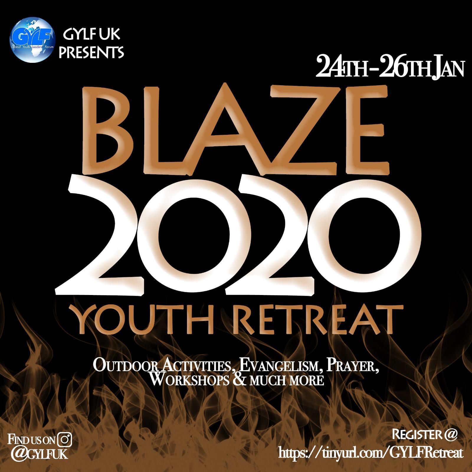 #BLAZE2020