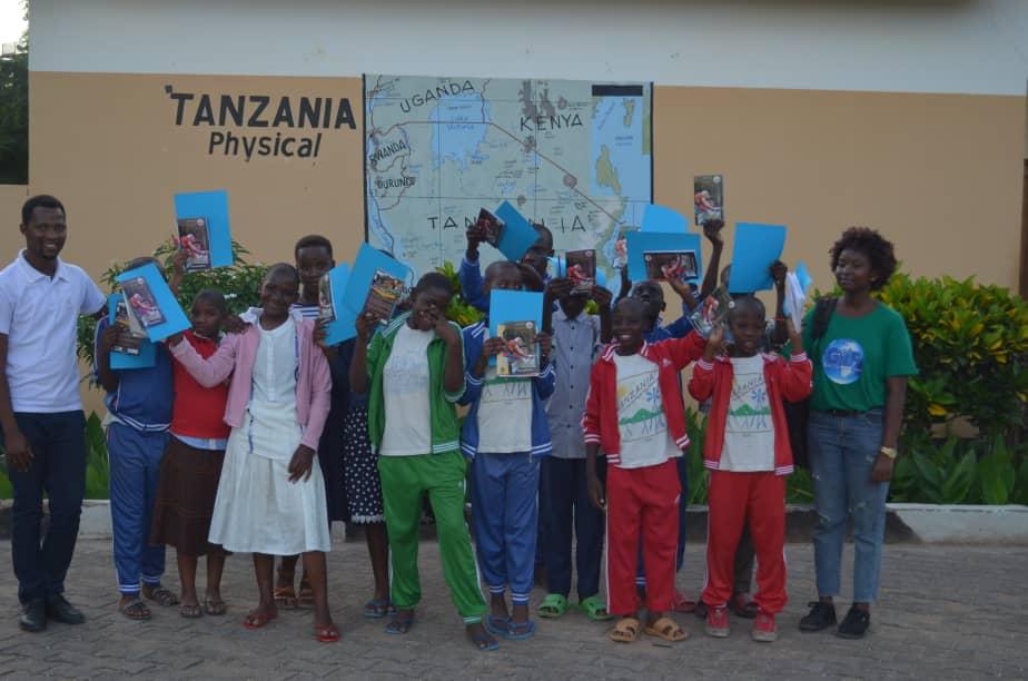 NEOS CAMPAIGN IN DODOMA, TANZANIA