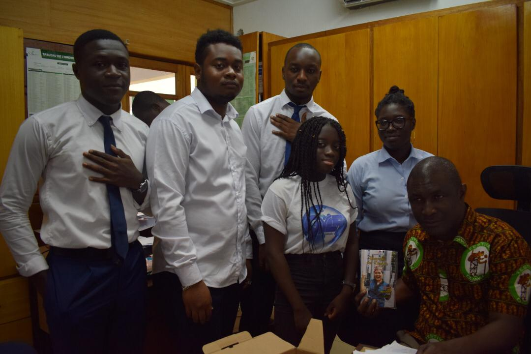 Soul Winning Extraordinaire in Yamoussokro, Côte d'Ivoire