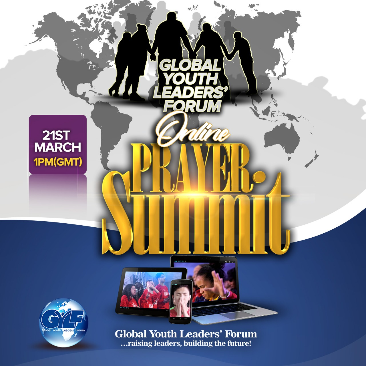 GYLF ONLINE PRAYER SUMMIT 2020