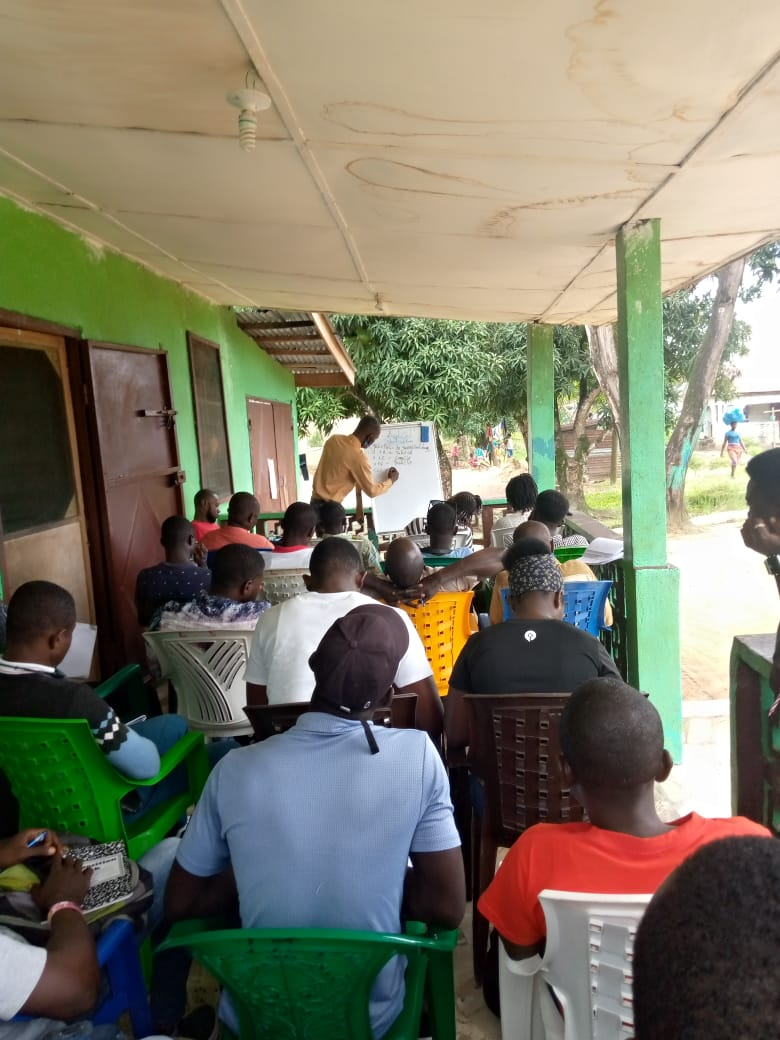 SPECIAL GYLF SKILL ACQUISITION TRAINING IN PAYNESVILLE, LIBERIA