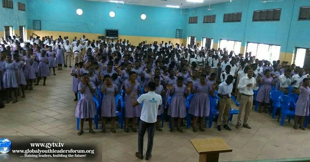 Illuminating Your World Conference in Tarkwa, Ghana.