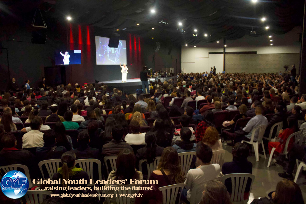 Illuminating Your World Conference, Colombia.
