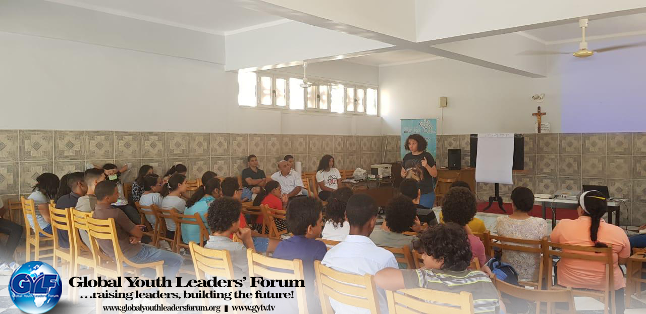 Leadership Training Program in El Fayoum, Egypt.