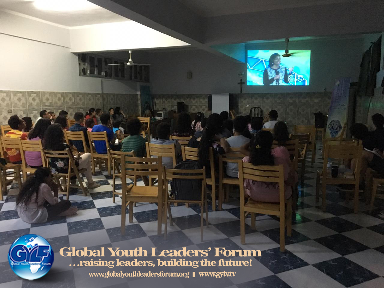 More Youth Impacted at the GYLF Training in El Fayoum, Egypt.