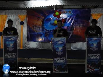 'Iluminating Your World Conference' in Suva, Fiji Island.