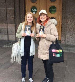 Soul Winning Extraordinaire in Helsinki, Finland