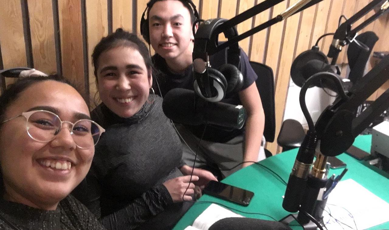 World Radio Day, Greenland.