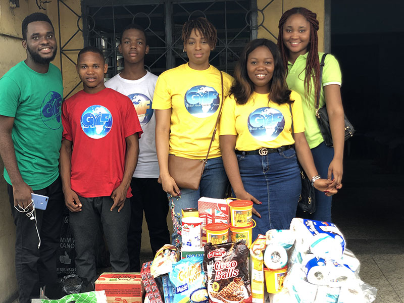 An Inspiring Visit to Port-Harcourt Remand Home by GYLF Ambassadors