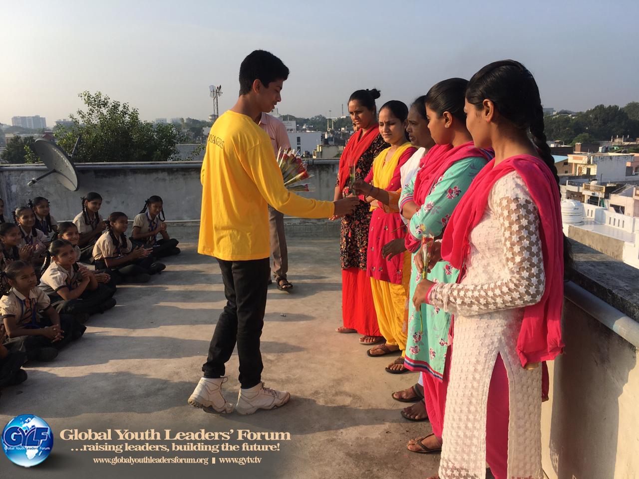 World Teachers Day in Gujarat, India