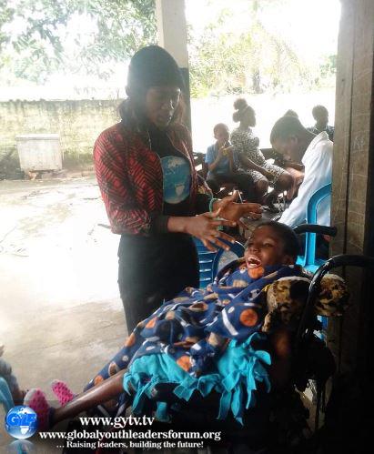 GYLF MISSIONS TRIP TO LIBERIA.