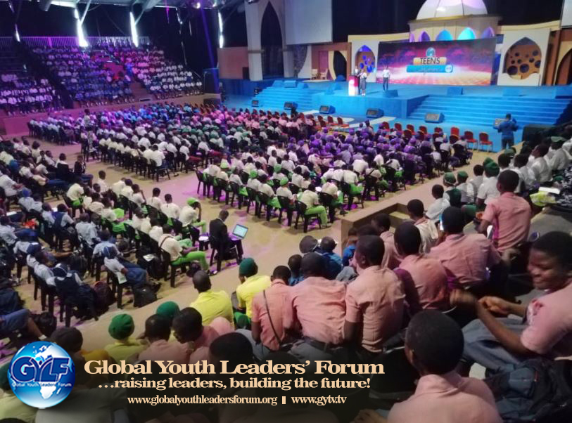 HIGHLIGHT OF THE GYLF MEGA TEENS CONFERENCE IN LAGOS, NIGERIA