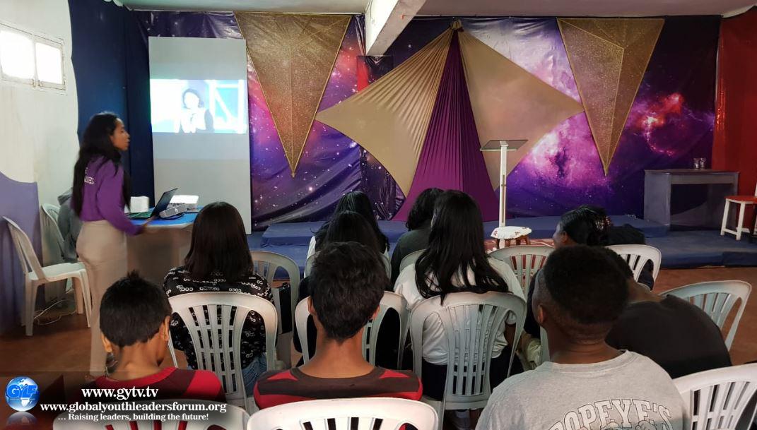International Youth Day in Antanarivo, Madagascar.