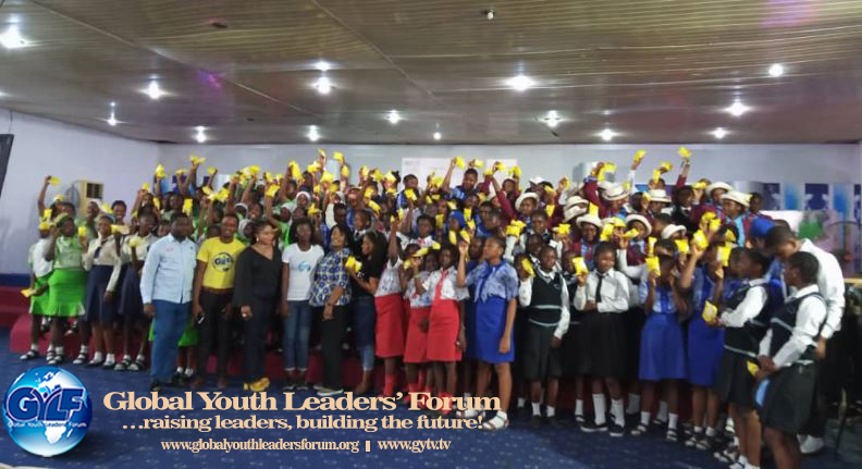 International Day of the Girl Child in Lagos, Nigeria
