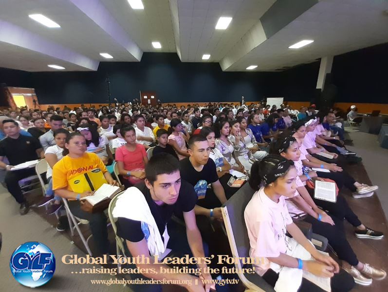 HIGHLIGHTS OF THE MEGA ILLUMINATING YOUR WORLD CONFERENCE IN NICARAGUA