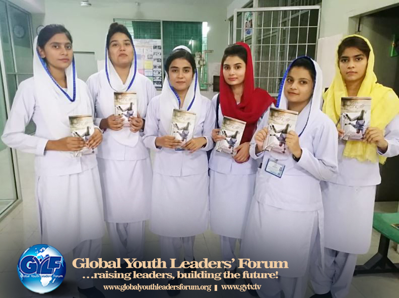 Meet Our Newly Inducted Ambassadors in Pakistan