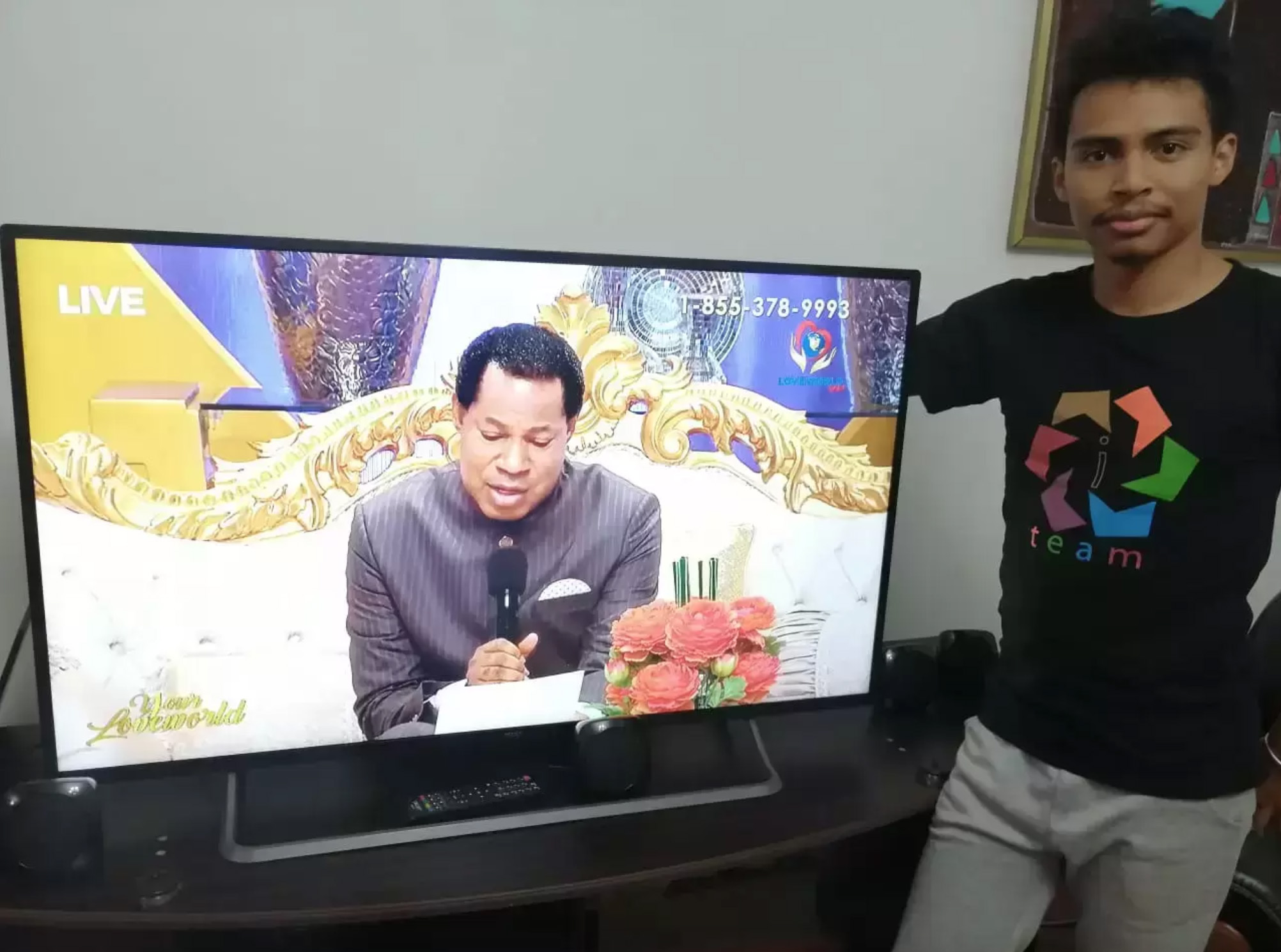 YOUR LOVEWORLD WITH PASTOR CHRIS (PHASE 3,DAY 1)