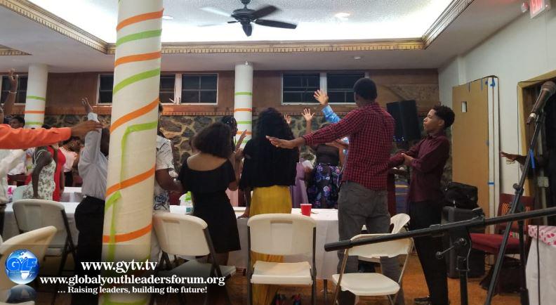 International Youth Day in St.Thomas, US Virgin Island.