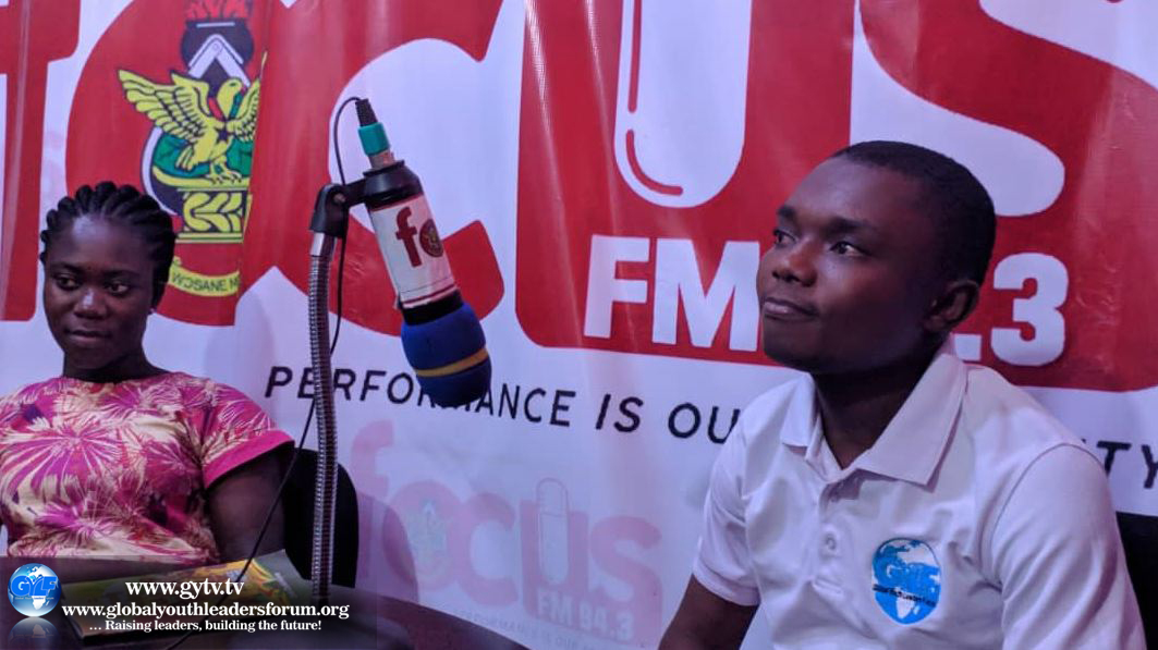 SATURATING THE RADIO WAVES WITH THE GOSPEL IN KUMASI