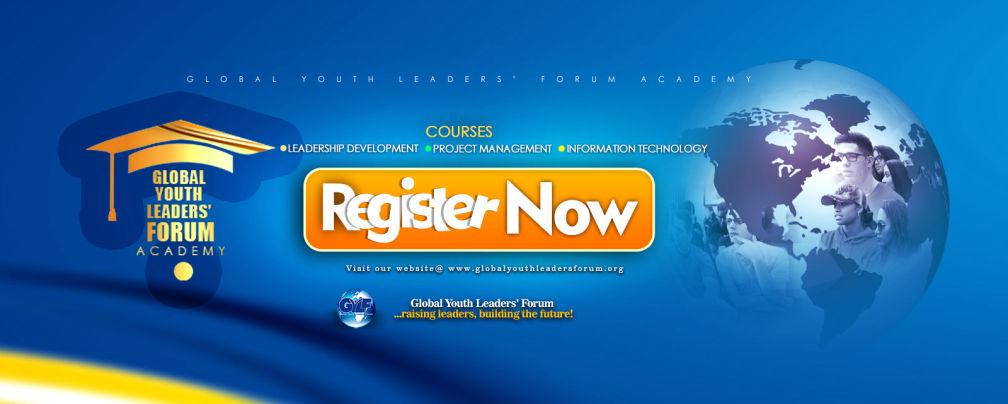 Register for GYLF Academy